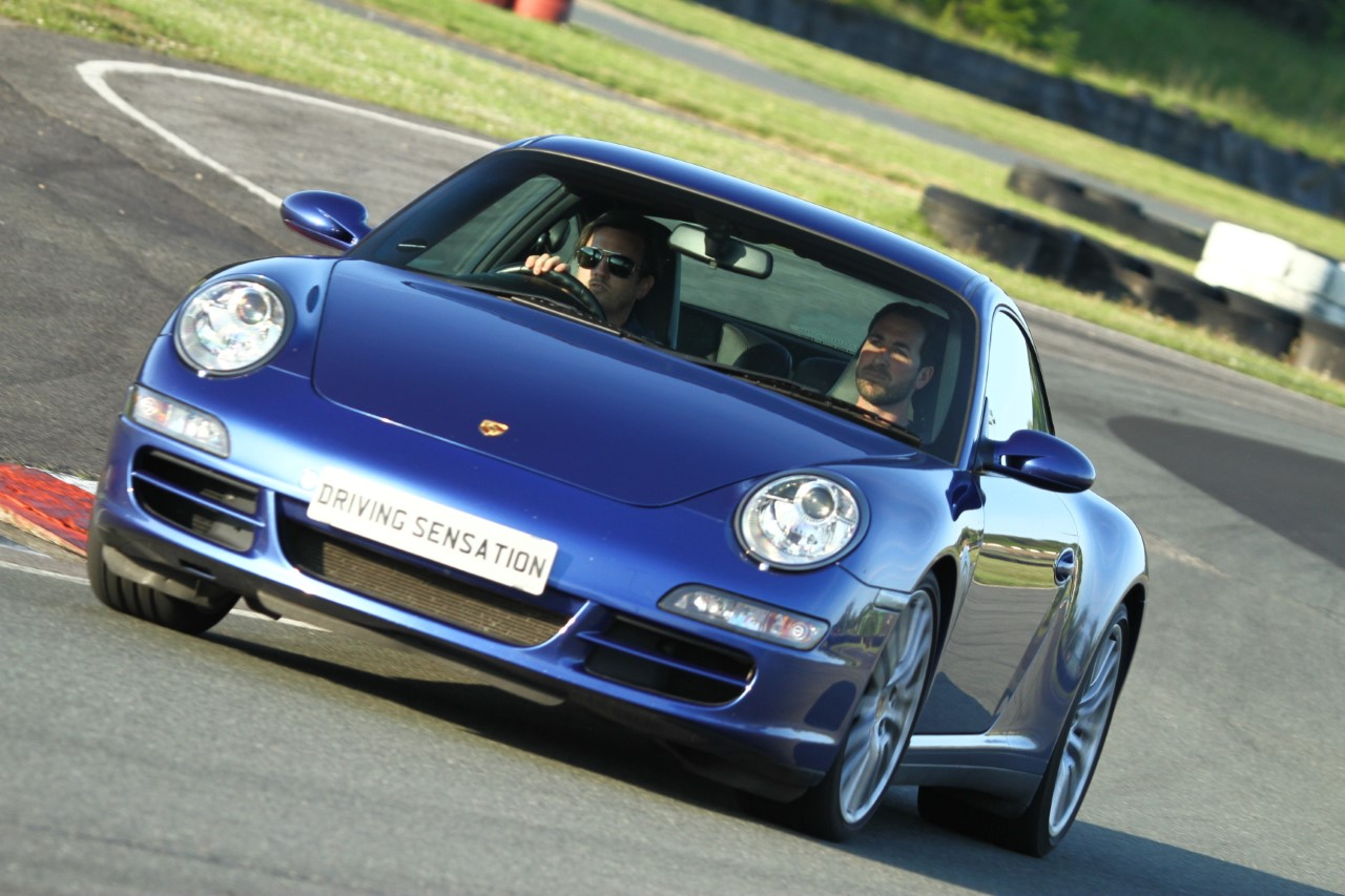 Porsche Thrill and Hot laps Driving Experience 2