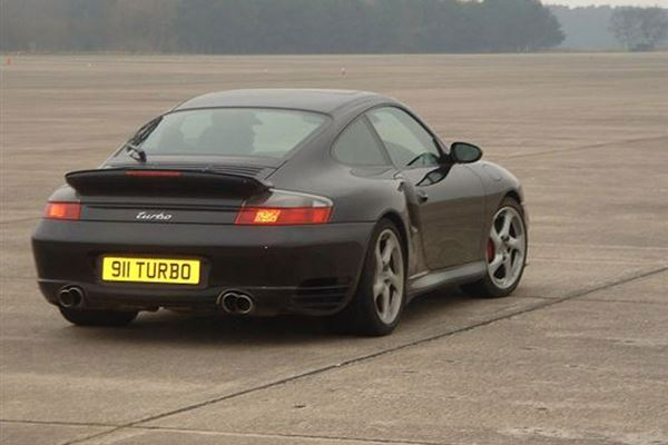 Porsche Thrill Driving Experience Driving Experience 2
