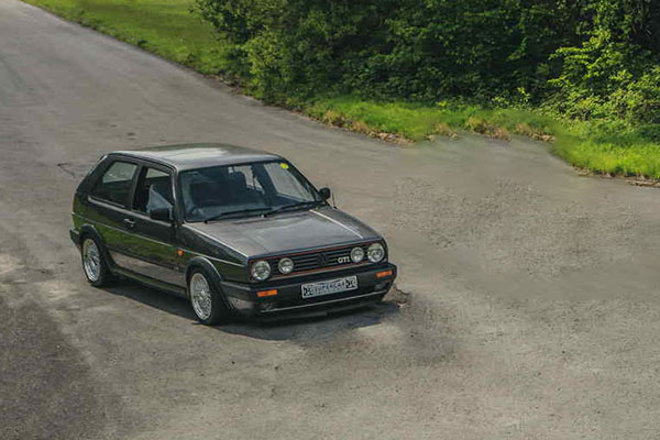 Premium 80's Hot Hatch Blast Driving Experience 1