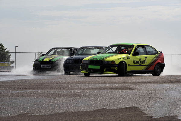 Exclusive 3 Hour 1-2-1 Learn to Drift Experience at Rockingham Driving Experience 2