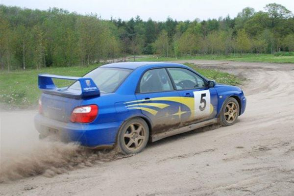 Rally Challenge Course Driving Experience 1