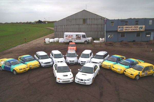 Sierra Cosworth Rally Taster Driving Experience 2
