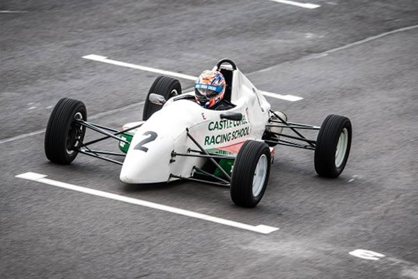 Single Seater Driving Experience 1