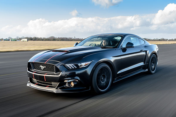 Six American Muscle Blast with High Speed Passenger Ride Driving Experience 1