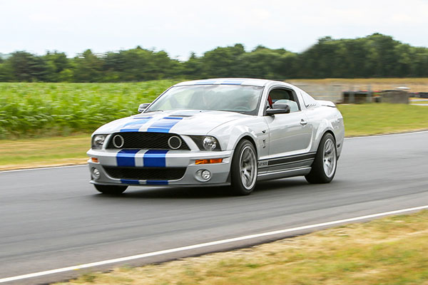 Six American Muscle Thrill with High Speed Passenger Ride Driving Experience 3