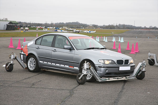 Skid Control Driving Experience 1