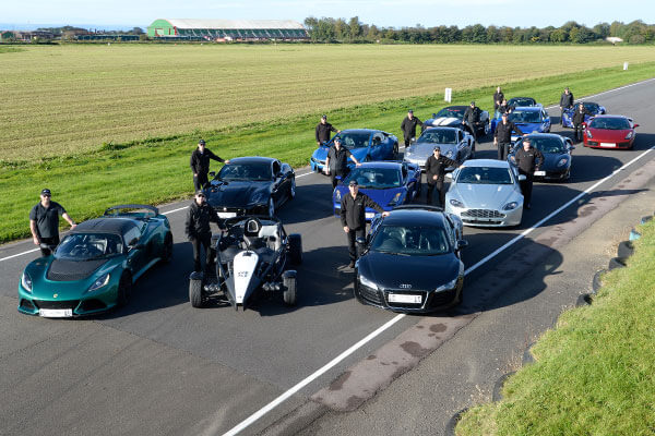 Super Six Driving Experience 1