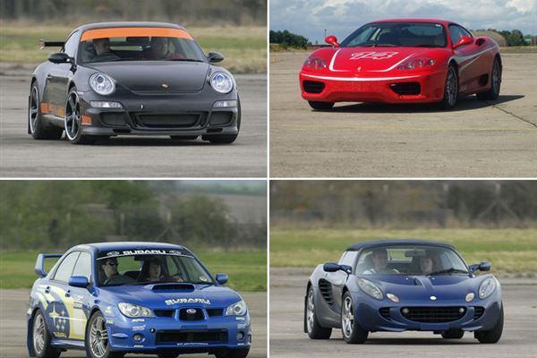 Supercar and Hot laps Driving Experience 1