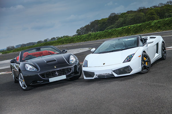 Supercar Double Thrill Driving Experience 4