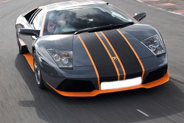 Supercar Double Platinum Thrill Driving Experience 2