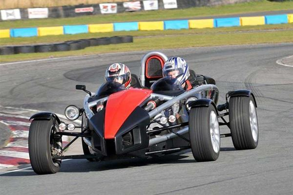 Supercar Double Track Day Offer Driving Experience 2