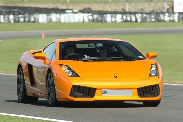 Supercar Five Driving Experience 2