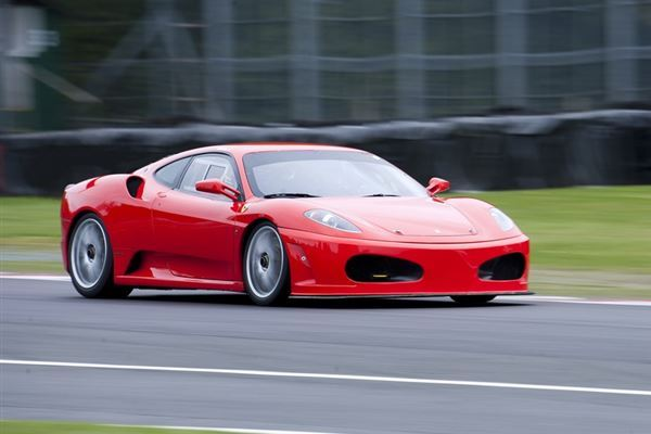 Supercar Five Driving Experience 1