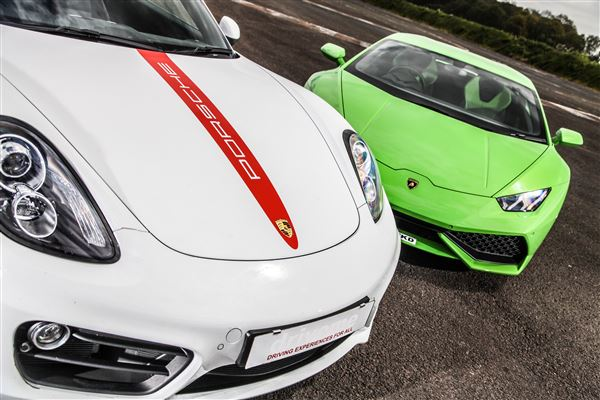 Supercar Four Driving Experience 2