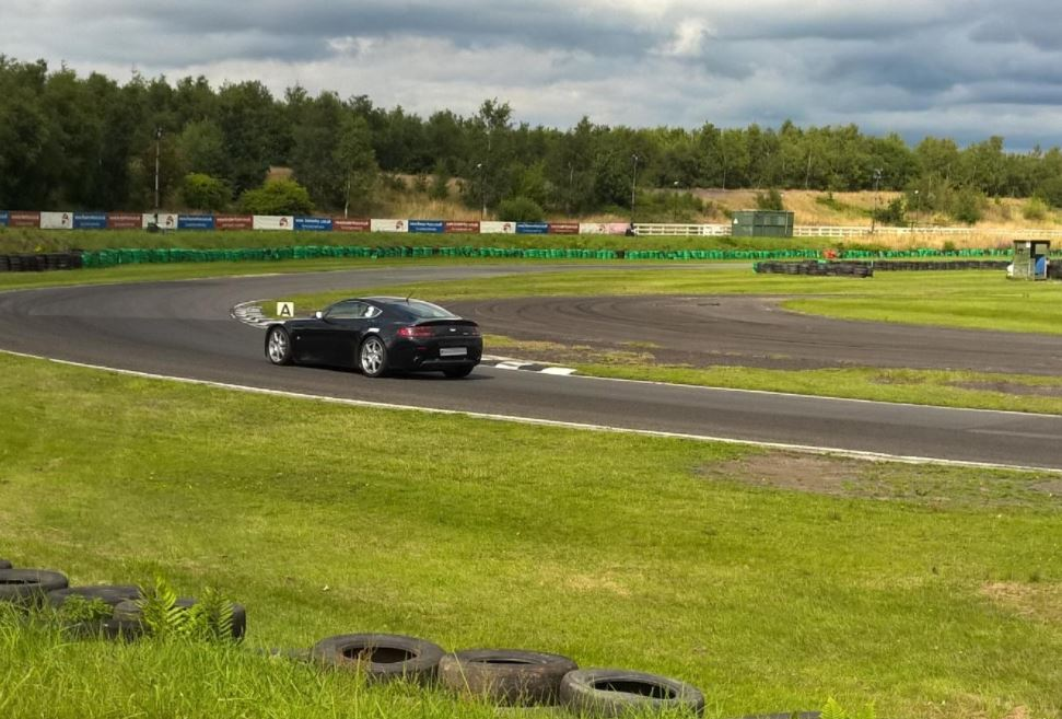 Supercar Four Driving Experience 3