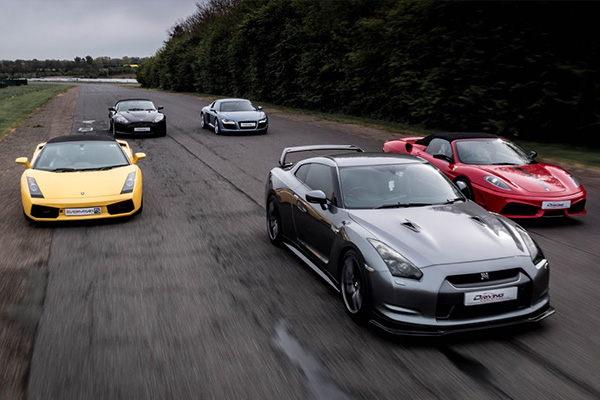 Supercar Thrill Offer Driving Experience 3