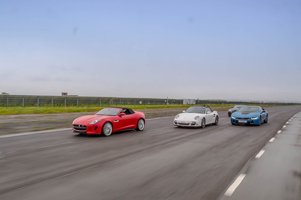 Supercar Treble Taster Offer Driving Experience 1