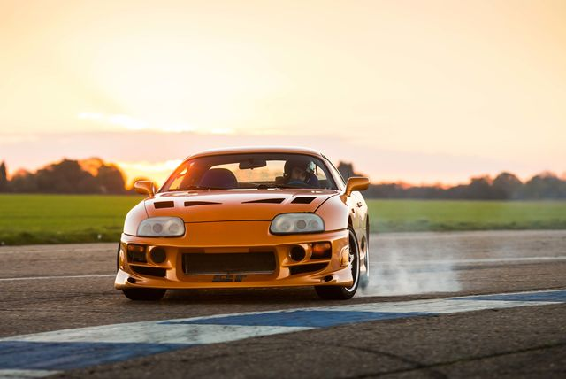 Toyota Supra Thrill Driving Experience 1