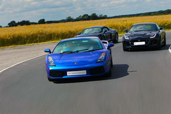Treble Choice Driving Experience 1