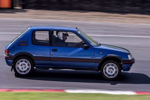 Triple 80's Hot Hatch Driving Blast Driving Experience 3