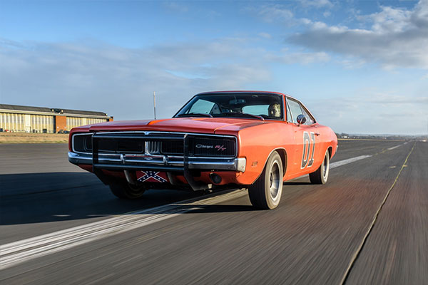 Triple American Muscle Thrill with High Speed Passenger Ride Driving Experience 2