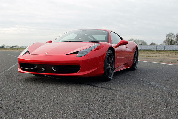 Triple Platinum Supercar Experience at Goodwood Driving Experience 1