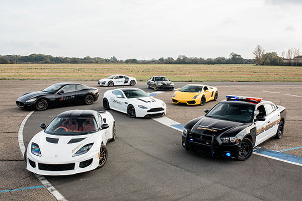 Triple Supercar Passenger Ride Driving Experience 1