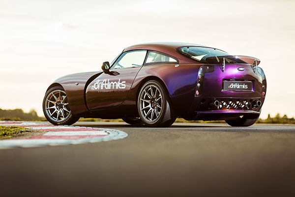 TVR T350C Thrill Driving Experience 1