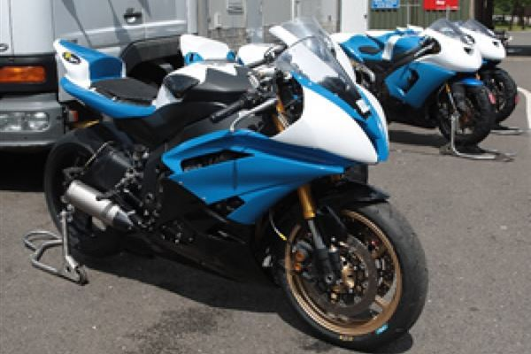 Track Day Bike Hire 1