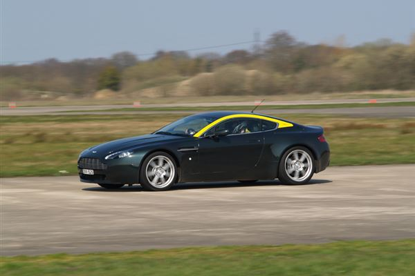 Ultimate Aston Martin Choice Driving Experience 2