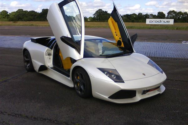 Ultimate Lamborghini Choice Driving Experience 2