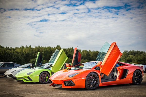 Ultimate Lamborghini Choice Driving Experience 1