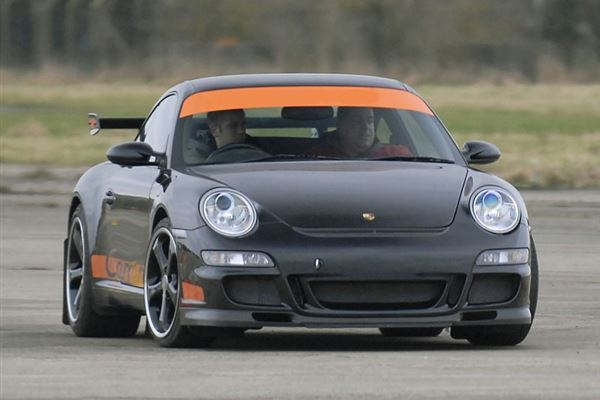 Ultimate Supercar Driving Experience 4
