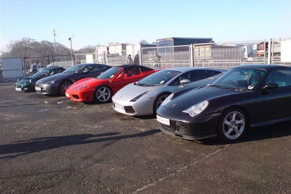 Ultimate Supercar and Hot laps Driving Experience 2