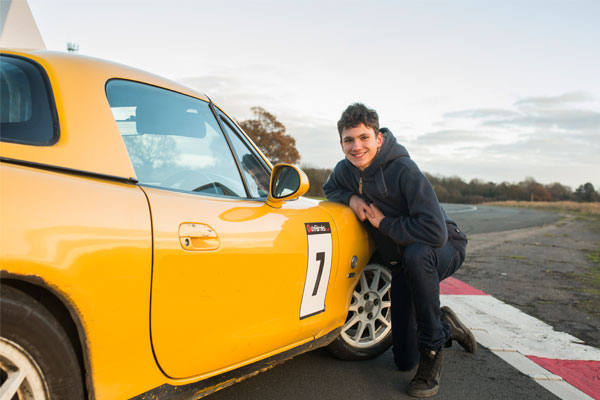 Under 17 Blast Driving Experience 3