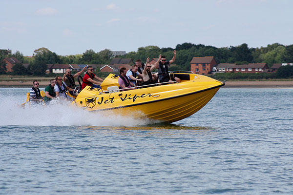 Wet And Wild Powerboat Thrill 1